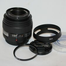 Olympus Zuiko 50mm F/2 Macro ED Lens four thirds fit (NOT micro 4/3)