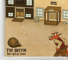 (FH118) The Sketch, Best Kid In Town - Sealed CD