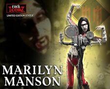 Marilyn Manson Rock Iconz™ Statue Direct from KnuckleBonz