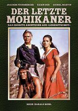 """Der letzte Mohikaner (1965) - von Harald Reinl (""""Winnetou"""") - Filmjuwelen [DVD]"""