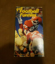 * Pro Football Funnies (VHS, 1987)