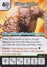 Silver Surfer Sentinel #90 - Avengers vs X-Men - Marvel Dice Masters