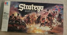 Stratego Board Game - Complete - Vintage Great Condition - 1993 - #4916