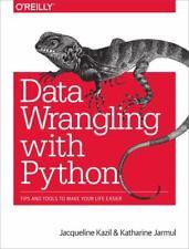 Data Wrangling Using Python Paperback Jacqueline, Jarmul, Katharine Kazil