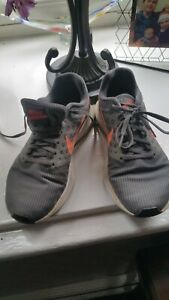 Nike Downshifter 7 ladies running trainers in grey - size 6 eu 40 us 8.5