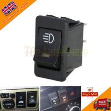 Car Push Button 12V 35A Led Spotlight Relay Harness Fog Light Kit ON/OFF Starter