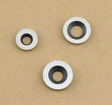 6# Carbide Inserts Cutter Set for Wood Turning Working Lathe Tool,Pack of 3