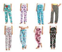Women's and Women's Plus Fleece Pajama Pants Sizes M~L~XL~2XL~2X~3X