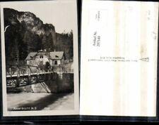 297149,Kaiserbrunn Dependance Brücke b. Reichenau