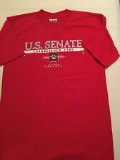 Bayside Size Medium United States Senate Tee Shirt