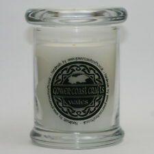 Baby Powder Handpoured Highly Scented Medium Candle Jar