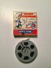 Woody woodpecker rare 8 mm film with box 1950s