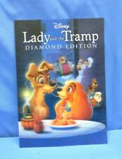 � Disney Movie Club ~ 3-D Lenticular Collector Card ~ Lady and the Tramp �