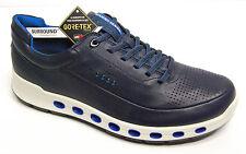 ECCO COOL 2.0 Walking Sneaker 842514 01048 GTX Gore-Tex Surround true navy blau