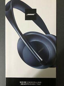 Bose Noise Cancelling Wireless Bluetooth Headphones 700, Black