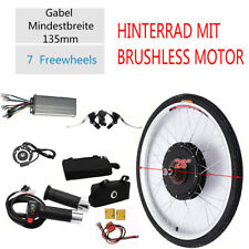 "28"" 48/36V HI-SPEED BICICLETTA ELETTRICA E-bike e motore Hub Kit di conve DHL IT"