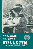 Railroad History - Southern Railway Royal Palm + Chinese + Cass Scenic + Texas