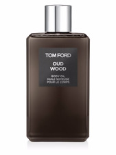 TOM FORD PRIVATE BLEND OUD WOOD SCENTED BODY OIL 8.5 OZ 250 ML NEW IN BOX SEALED