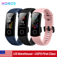 """Huawei Honor Band 5 AMOLED 0.95"""" Fitness Tracker Blood Oxygen Smart Watch Face"""