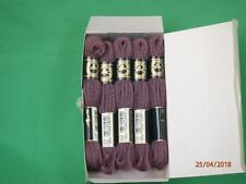 1 BOX DMC Tapestry / Needlepoint 100% Virgin Wool 450 Colors Available 10 Skeins