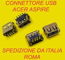 CONNETTORE USB ACER ASPIRE 4230 4630 4930 5334 5530  5535 5734 5920 6920 7540