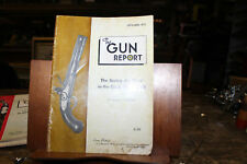 The Gun Report TGR Magazine September 1975 Spring Air Pistol 1860-1880