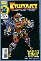Killpower The Early Years #1 (1993) Marvel [UK Comics]