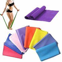 la formation stretch sangle bande de résistants de yoga tire la corde pilates