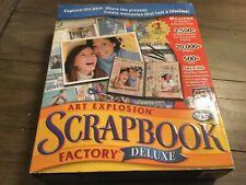 Scrapbook, Art Explosion Factory Deluxe Version 2.0, Scrapbook