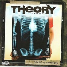 Theory Of A Deadman - Scars and Souvenirs CD Roadrunner 30 DAYS WARRANTY.