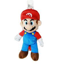 "NWT Nintendo Super Mario Plush Backpack (L)18""Authentic"