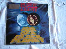 Public Enemy Fear of a Black Planet 180g sealed Simply