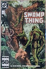 Saga Of The Swamp Thing #47 - Apr 1986 Dc Comics Alan Moore Roch/Randall