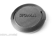 Sigma 52mm 52 mm Ø front lens cap lid cover tapa frontal lente objektivdeckel