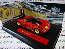 voiture altaya IXO 1/43 diorama BD MICHEL VAILLANT n°17 : LEADER LE MANS 94