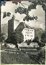Switzerland Schloss Werdenberg bei Buchs Ehemalige Residenz der Grafen - unposte