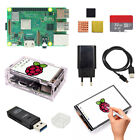 Raspberry pi 3 b plus complete kit with 3.5 inch touch screen 32GB SD card