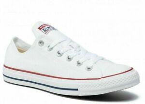 Converse Chuck Taylor All Star Classic UNISEX Sneaker Weiß M7652C  NEU  36-46