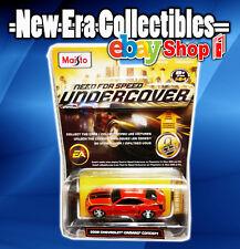 2006 Chevrolet Camaro - Need For Speed Undercover - 1:64 Scale - Maisto - 2009