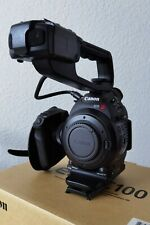 Canon EOS C100 DAF - Guter Zustand + Zubehörpaket