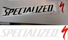 BIG 80cm SPECIALIZED bicycles logo car van truck shop window decal sticker