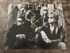 GFA Bon Jovi Guitarist * RICHIE SAMBORA * Signed 11x14 Photo AD1 COA
