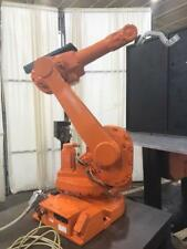 ABB iRB 1600 IRC5 Robot, Controller and Turntable