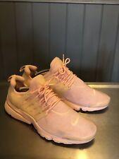 Nike Air Presto Ultra BR Arctic Orange / Pink Runners Trainers UK 11