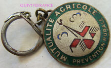 PC030 - PORTE-CLES MUTUALITE AGRICOLE - PREVENTION RURALE