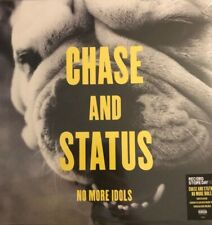 Chase and Status - No More Idols - New 180g Yellow Vinyl 2LP + MP3 - RSD 2019