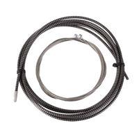 4mm//1.1mm R Set Blk Yokozuna Premium 1x Cable//Casing Kit