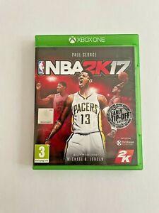 NBA 2K17 Paul George Xbox One