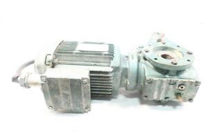 Sew Eurodrive SA47DRE80M4 Gearmotor 70rpm 1hp 575v-ac