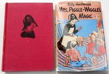 Betty MacDonald MRS PIGGLE-WIGGLE'S MAGIC 2nd prtg in dj